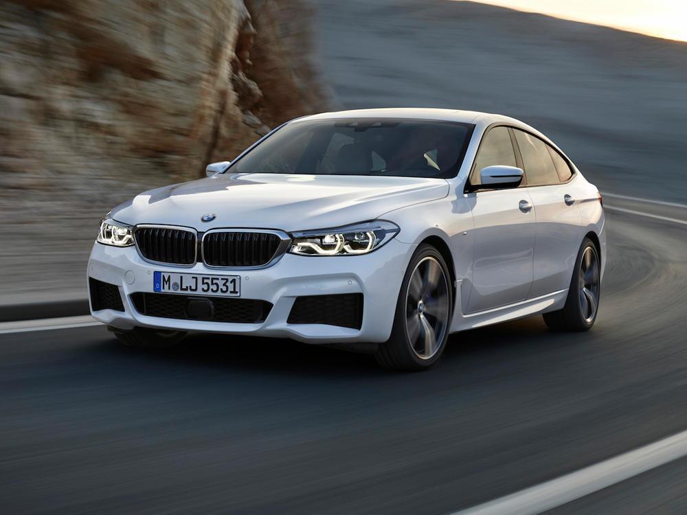 Bild zu BMW 6er Gran Turismo