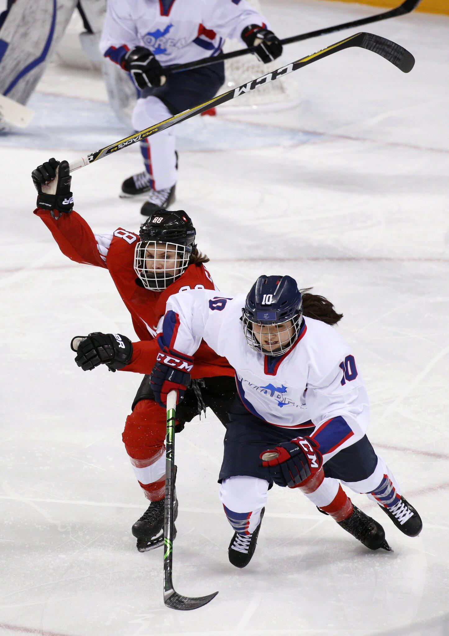 Bild zu Pyeongchang 2018 - Eishockey