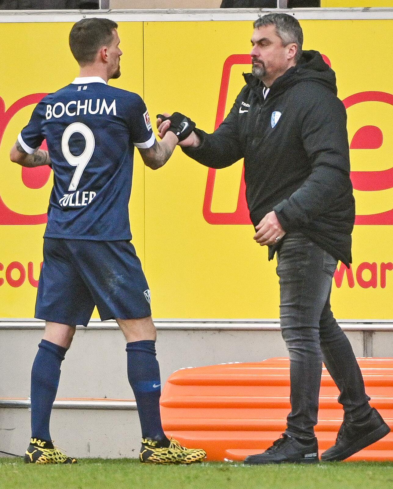 Bild zu Jahn Regensburg - VfL Bochum
