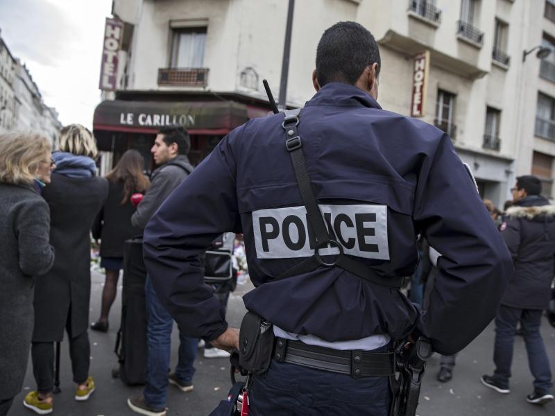 Bild zu Polizei in Paris