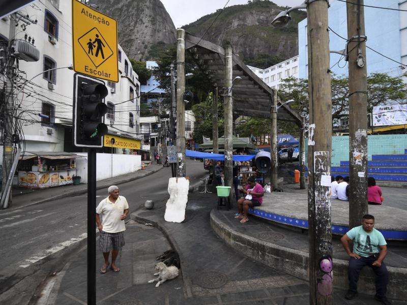 Bild zu Favela