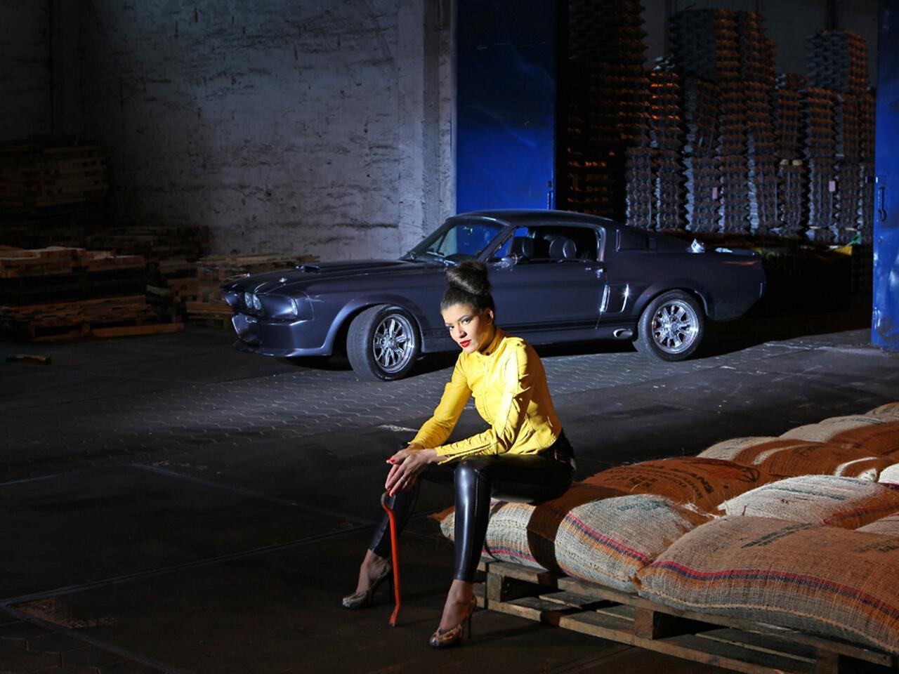 neuer bildband f r us car fans ami schlitten muscle cars und pin up girls web de. Black Bedroom Furniture Sets. Home Design Ideas