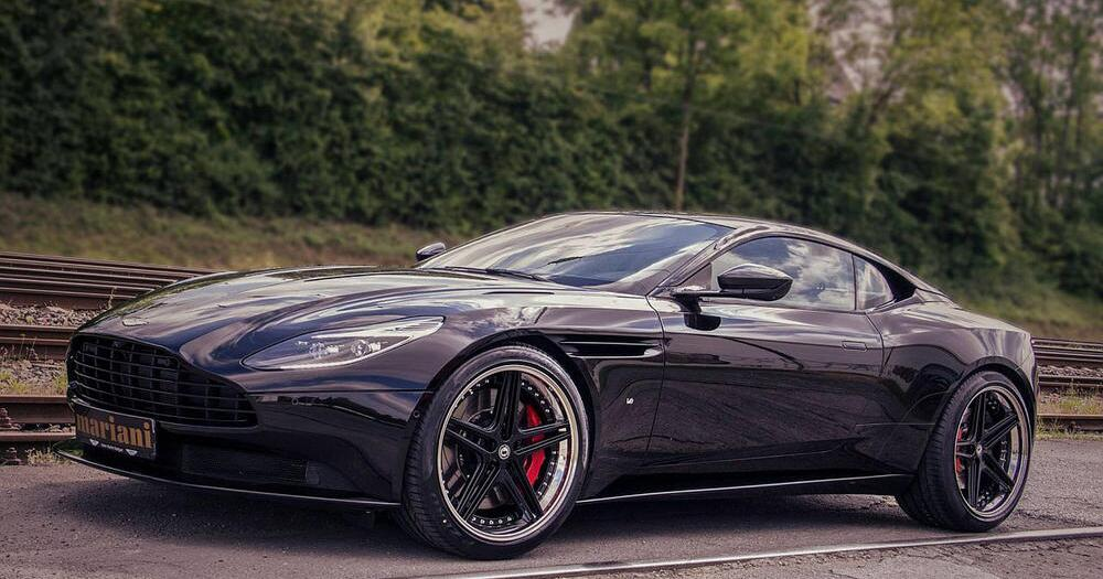 aston martin db11 von mariani car styling ein gentleman. Black Bedroom Furniture Sets. Home Design Ideas
