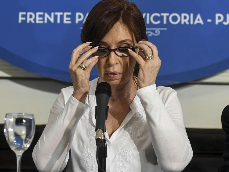 Bild zu Cristina Fernández de Kirchner