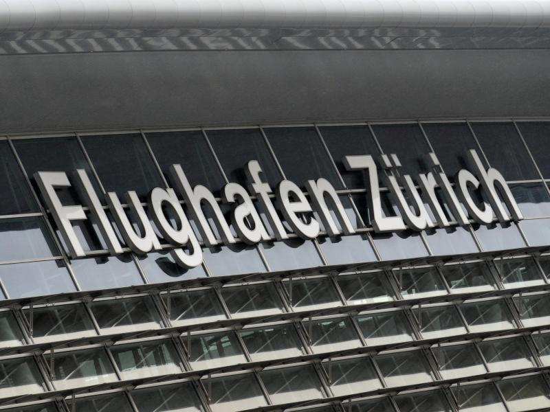 Bild zu Flughafen Zürich