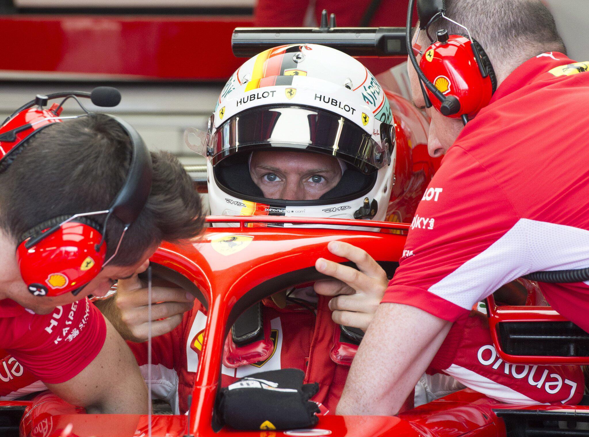 Bild zu Grand Prix von Kanada
