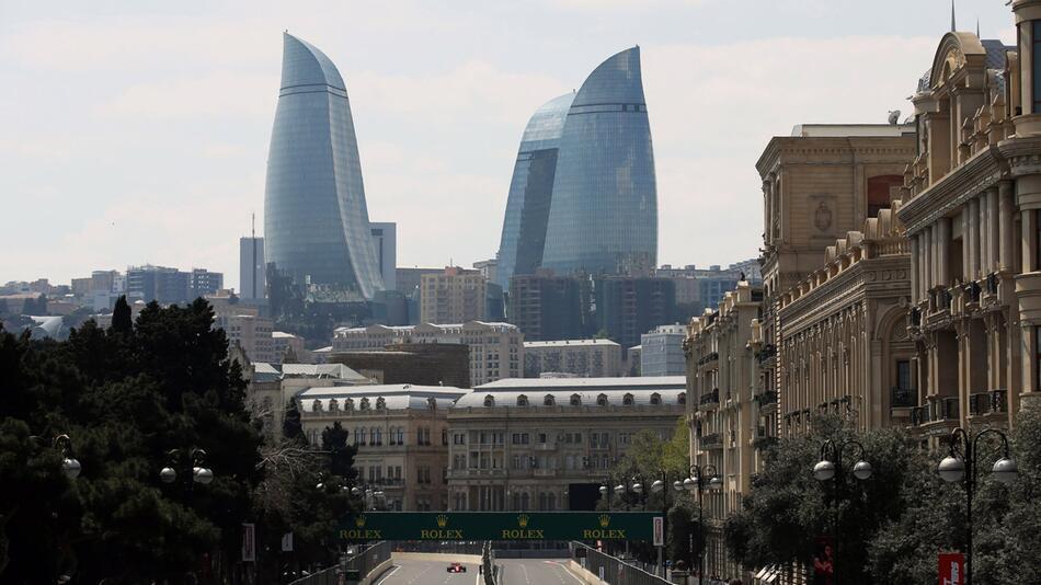 Formel 1 - Aserbaidschan