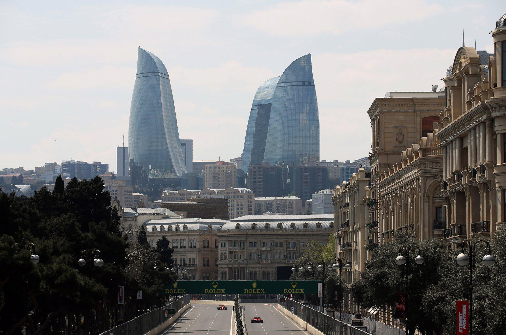 Bild zu Formel 1 - Aserbaidschan