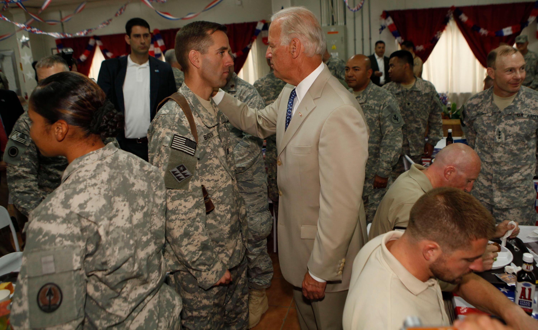 Bild zu Beau Biden, Joe Biden