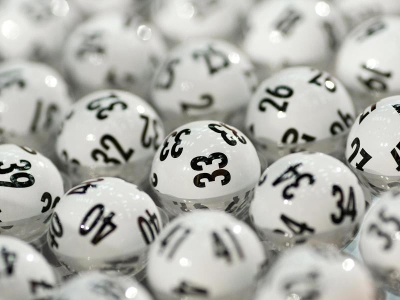 Bild zu Lotto-Kugeln