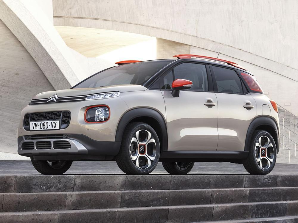 Bild zu Citroën C3 Aircross