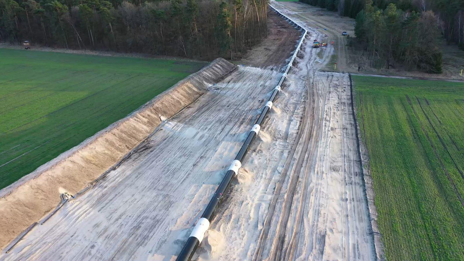 Bild zu Nord-Stream-2-Pipeline, USA, Sanktionen