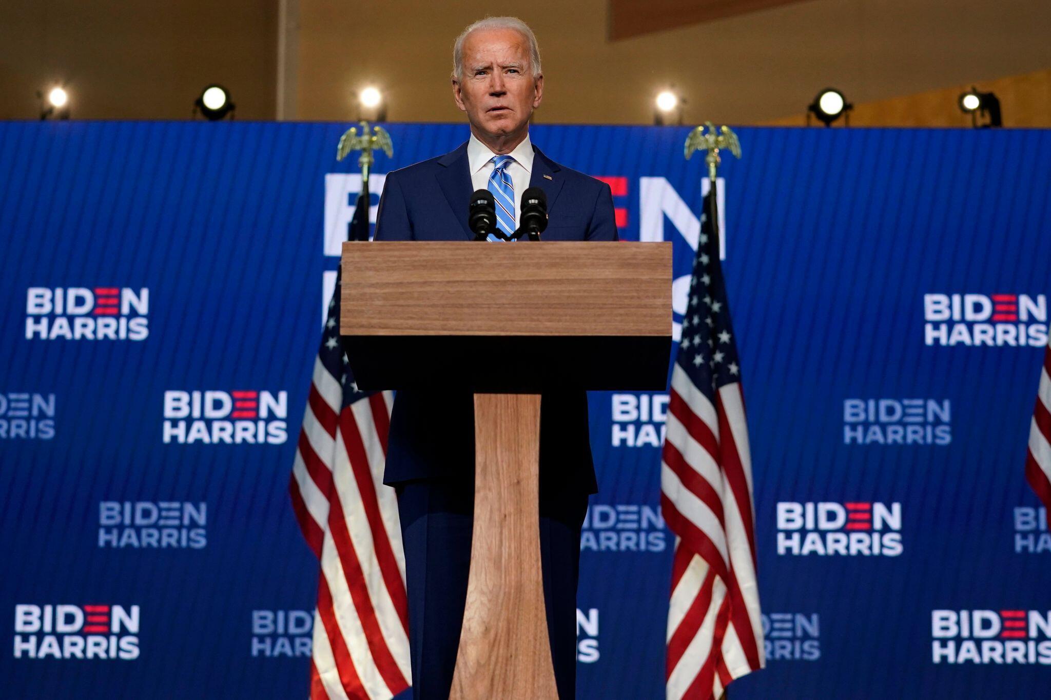 Biden holt Michigan und ist kurz vorm Sieg im US-Wahlkampf