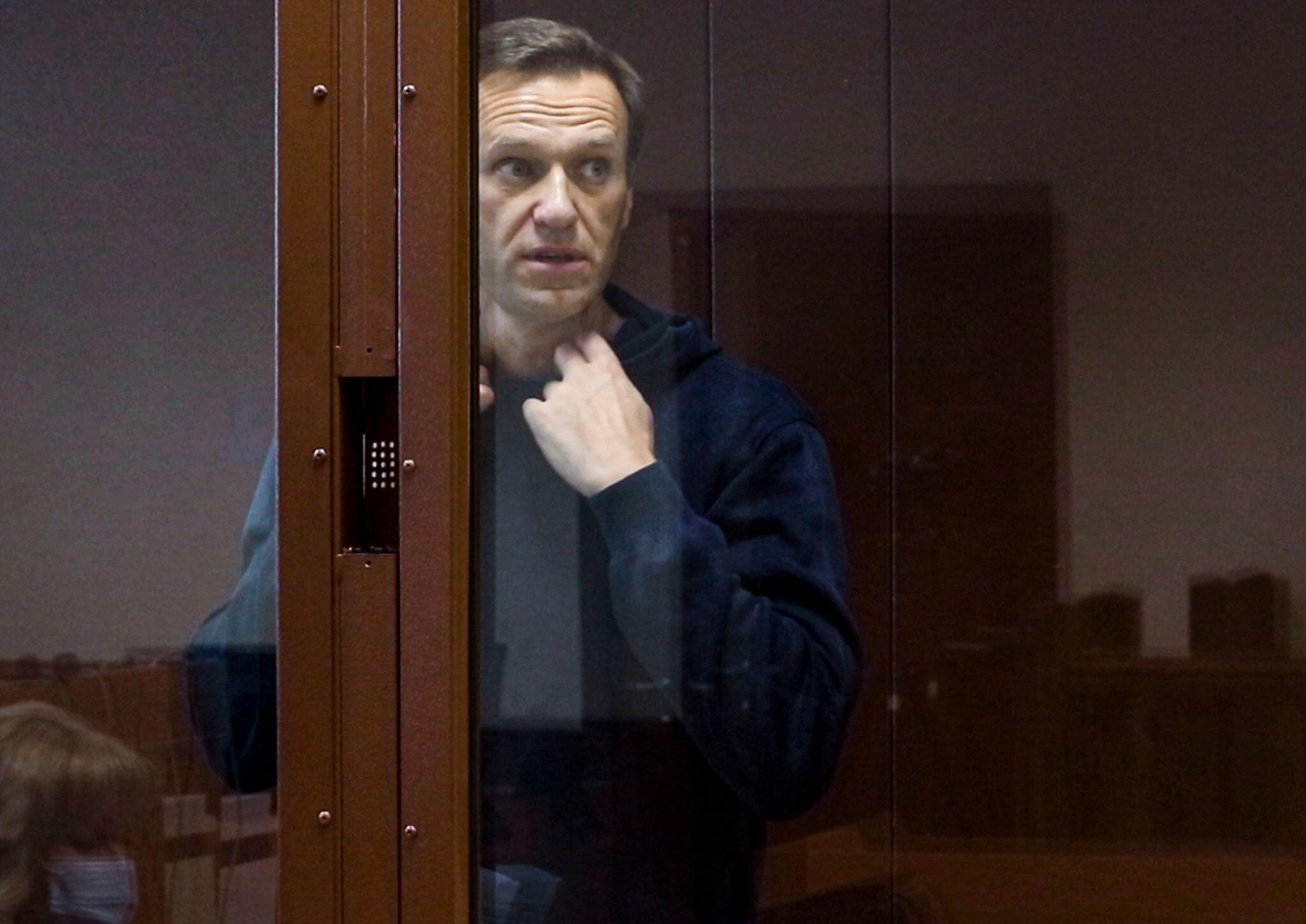Bild zu Nawalny im Russischen Strafvollzug