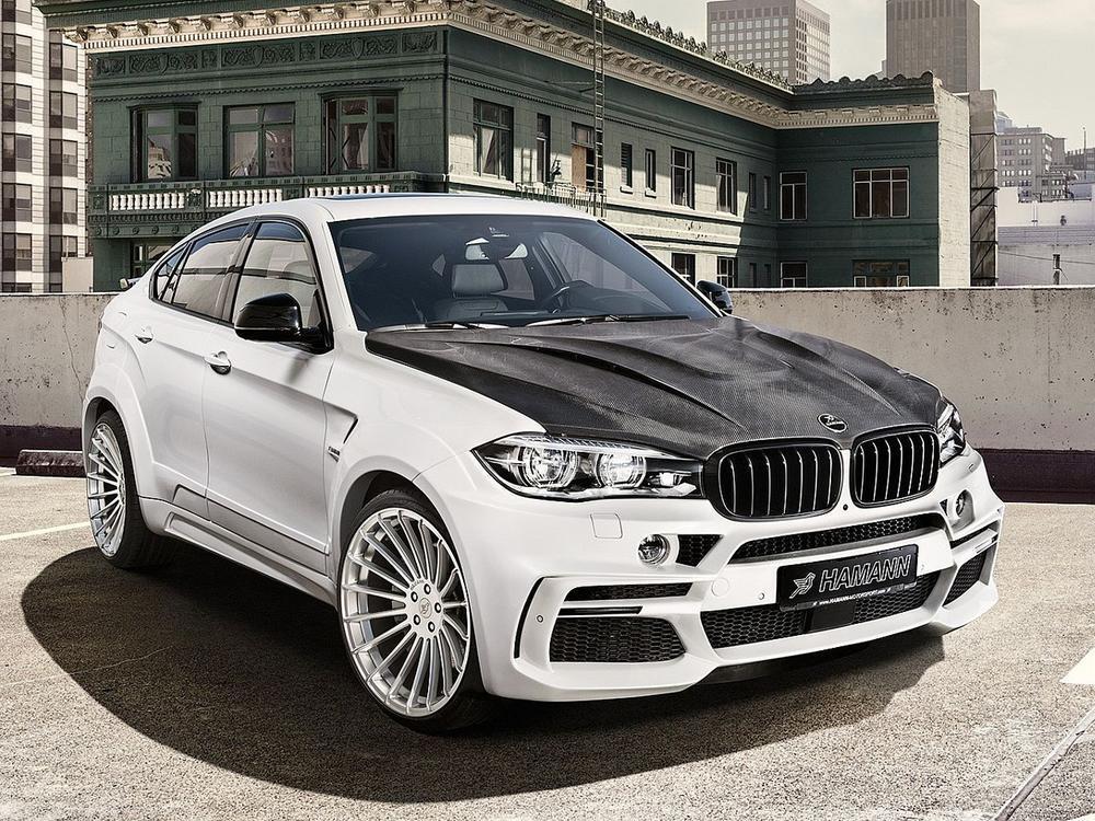 Bild zu Hamann BMW X6 M50d