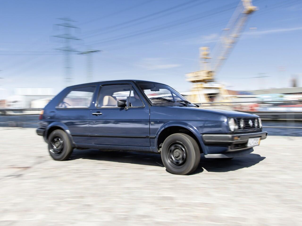 Bild zu Der VW Golf 2 erlangt 2013 Oldtimer-Status