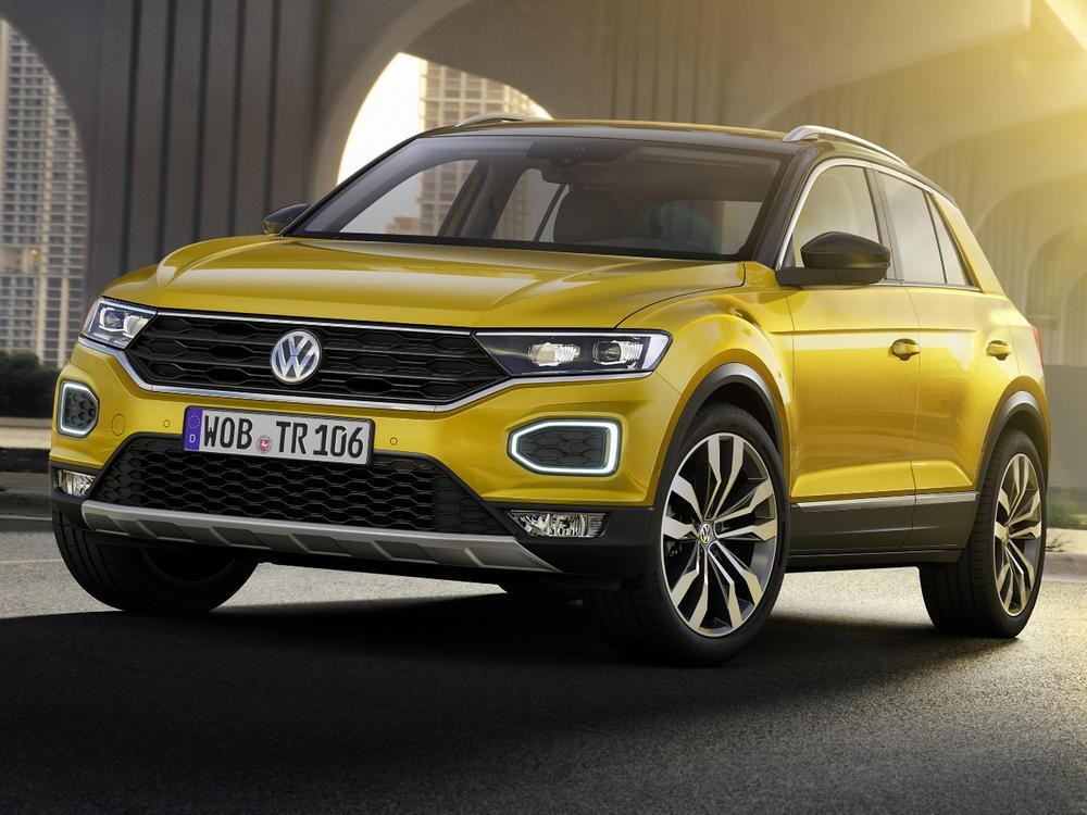 Bild zu VW T-Roc