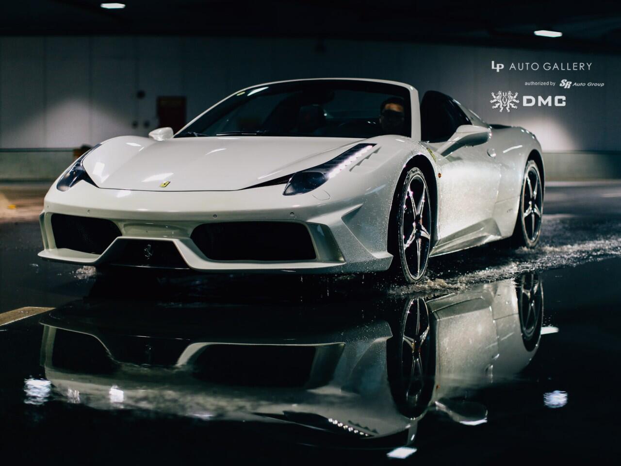 """Bild zu DMC 458 Italia """"Monte Carlo"""""""