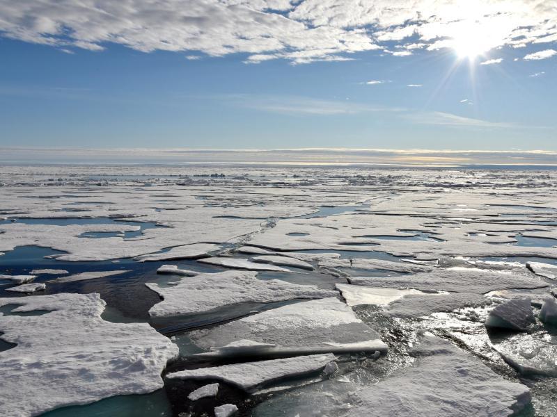 Bild zu Arktischer Ozean