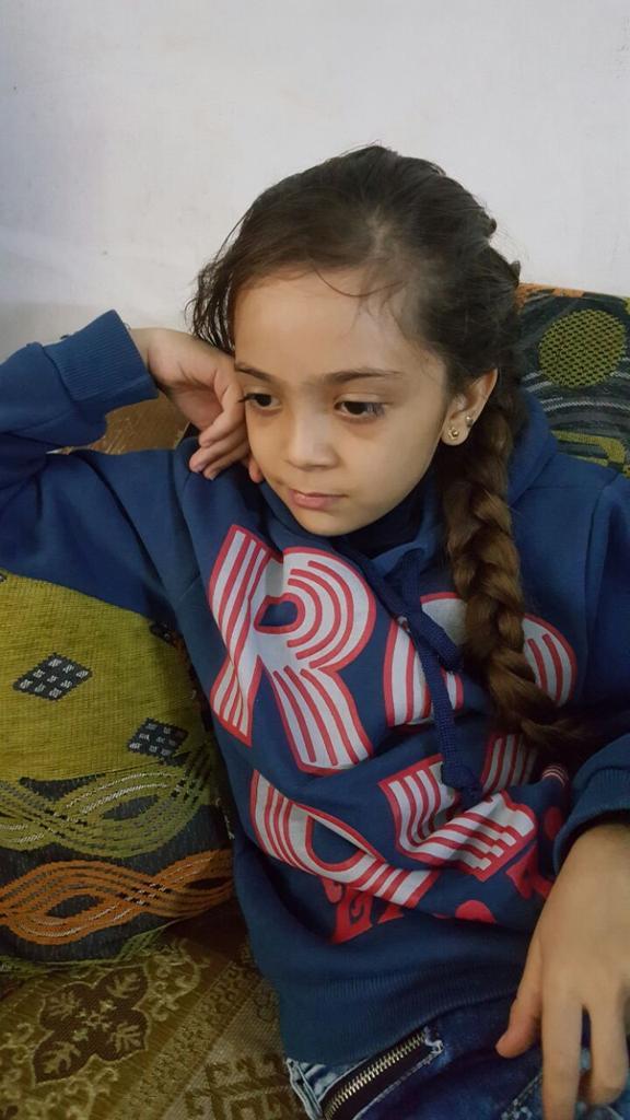 Bild zu Bana Alabed, Aleppo
