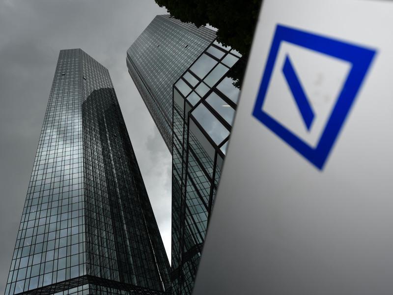 Bild zu Deutschen Bank