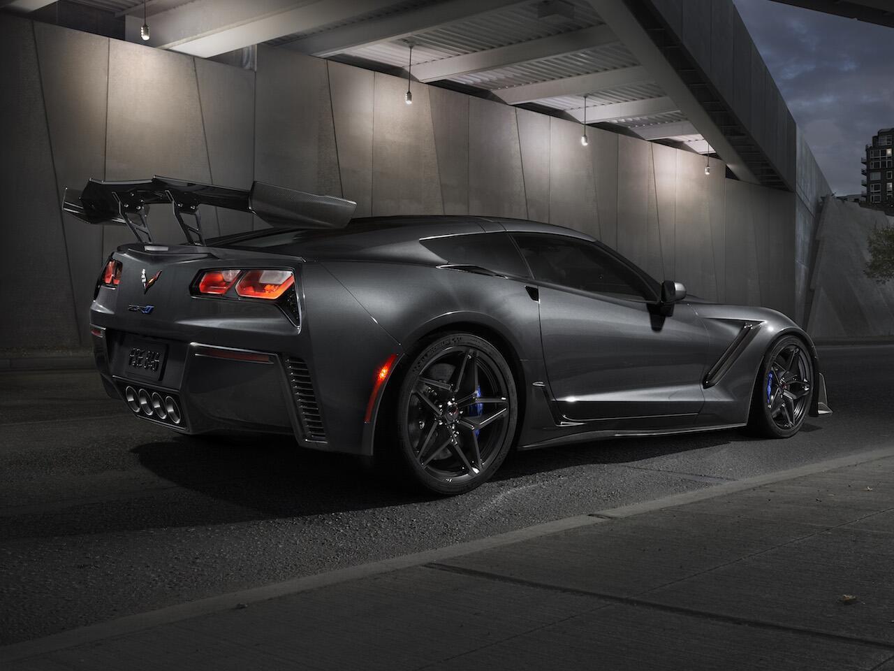 Bild zu Chevrolet Corvette ZR1