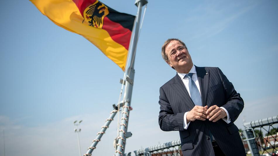 Laschet bekräftigt CDU-Anspruch auf Kanzlerkandidatur der Union