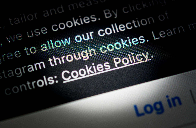 Bild zu Cookies