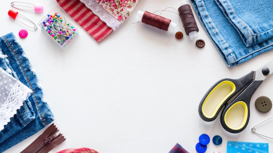 DIY, Upcycling, Kleidung, reparieren, nachhaltig, Mode, Ideen, kreativ, neu