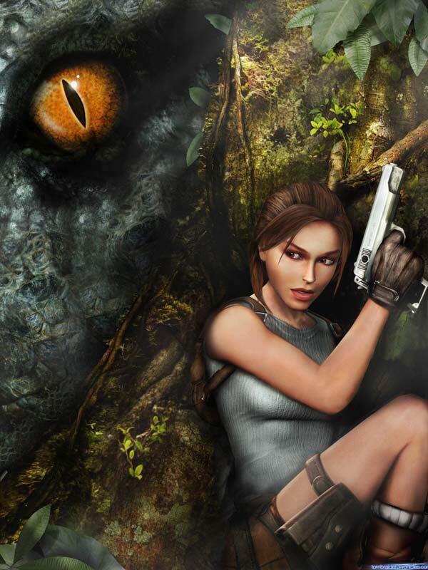"Bild zu ""Tomb Raider: Anniversary"""