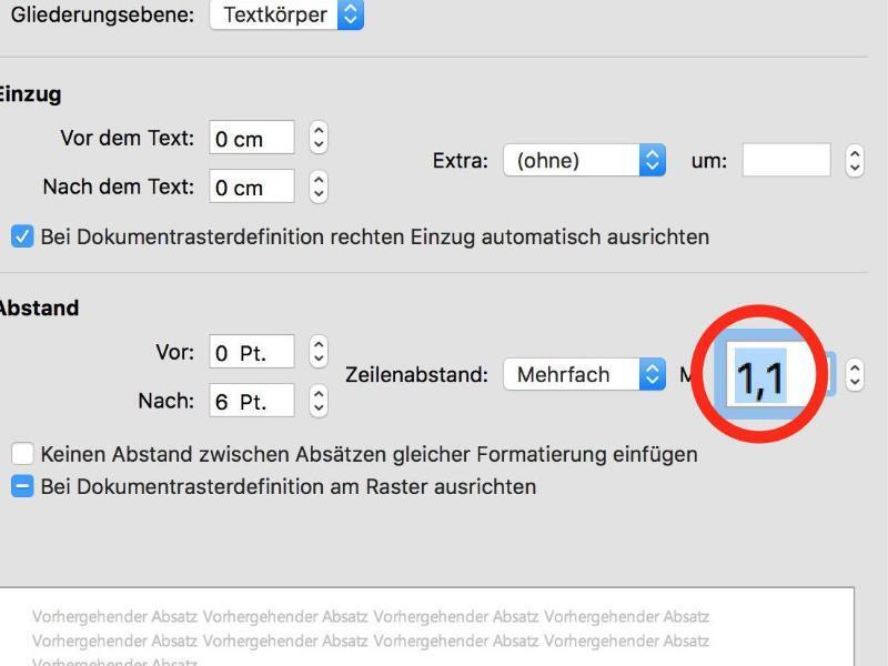 Bild zu Arbeitsfenster in Microsoft Word