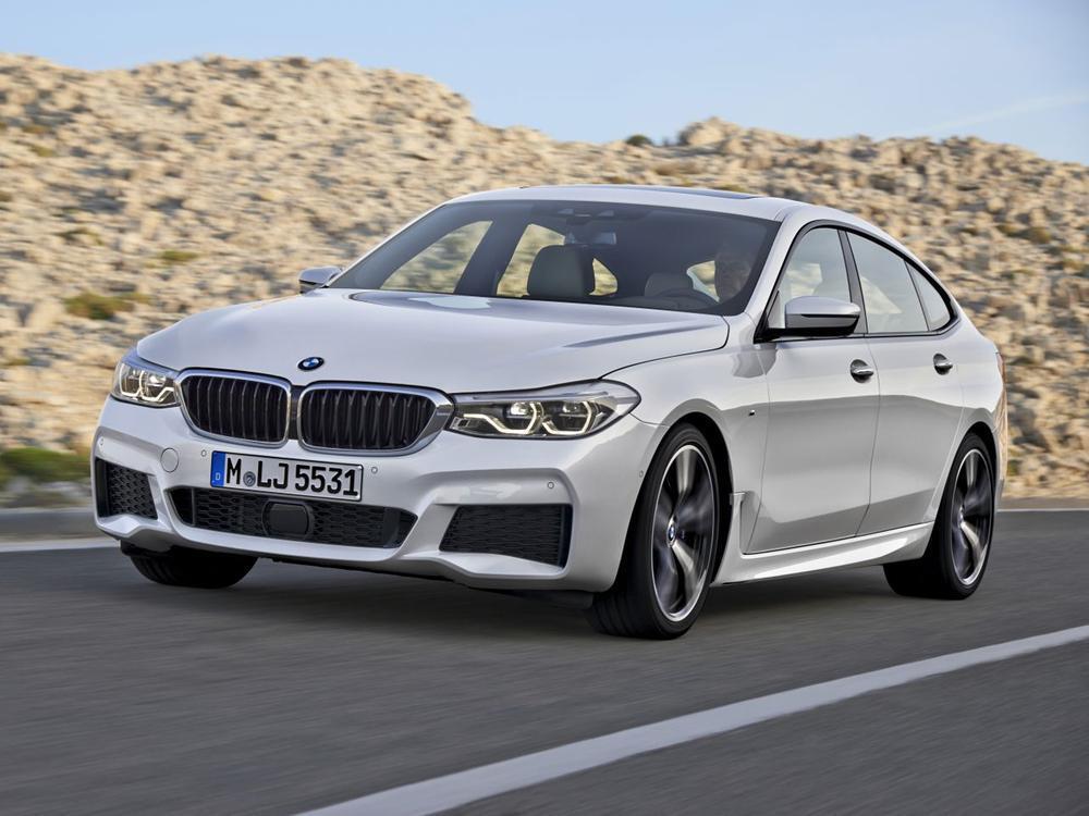 Bild zu BMW 6er GT