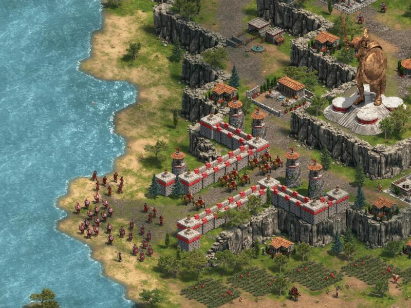 Bild zu «Age of Empires Definitive Edition»