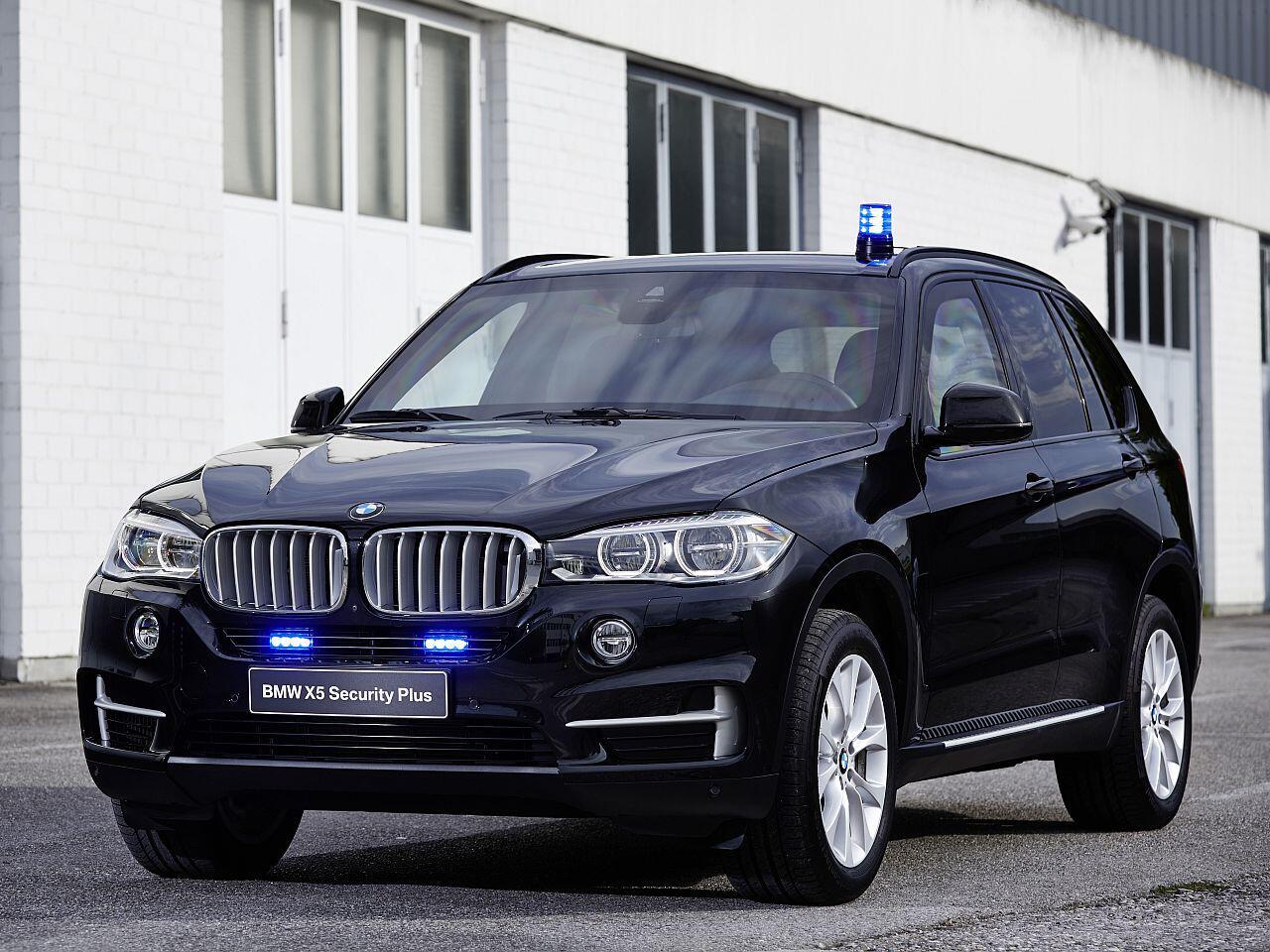 Bild zu BMW X5 xDrive50i Security