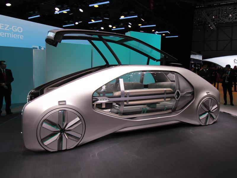 Bild zu Renault EZ-GO