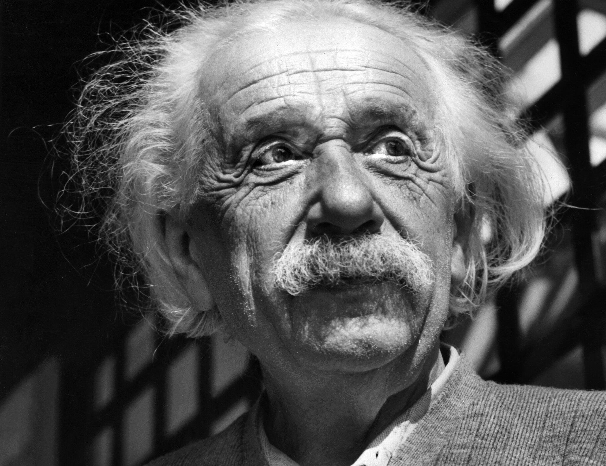 Bild zu Brief von Albert Einstein in Jerusalem versteigert