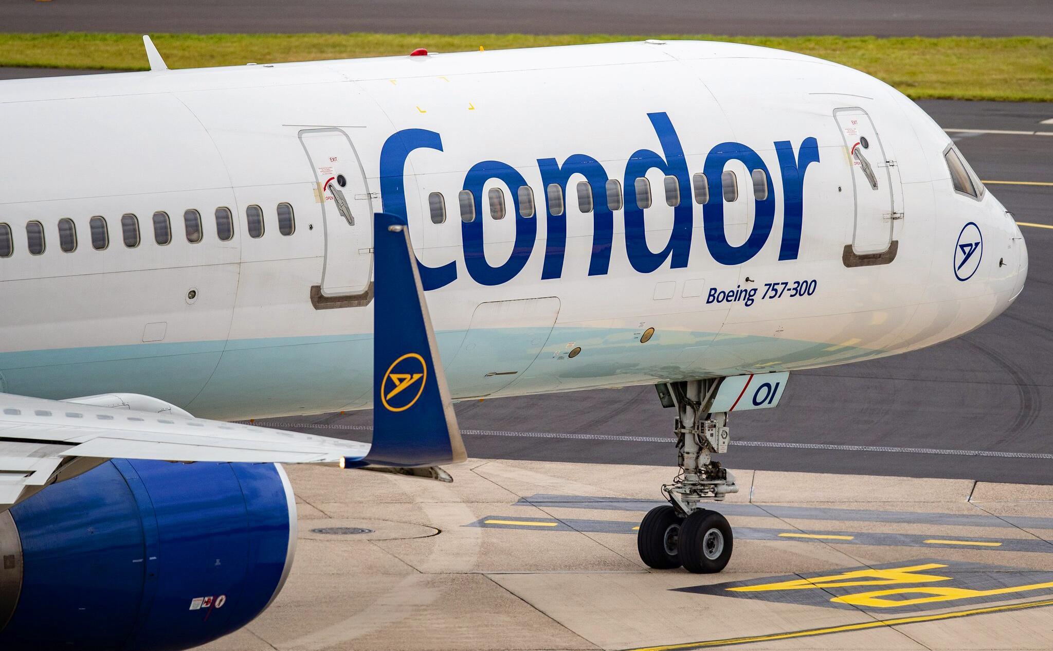 Bild zu Fluggesellschaft Condor