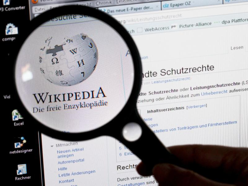 Bild zu Wikipedia