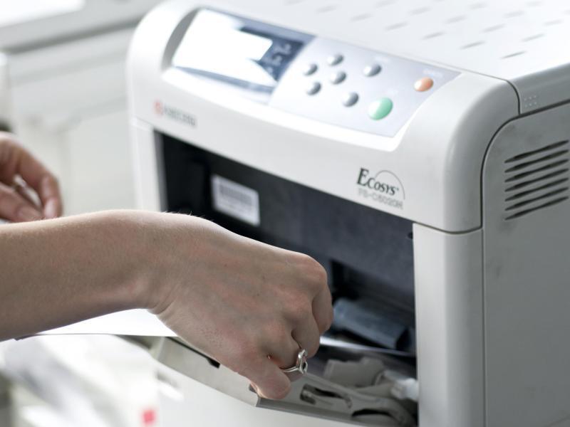 Bild zu Drucker