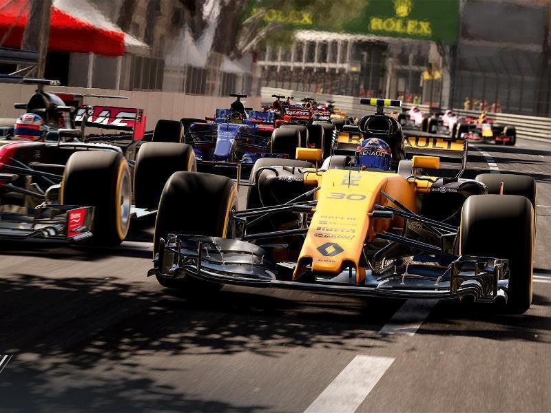 Bild zu F1 2017