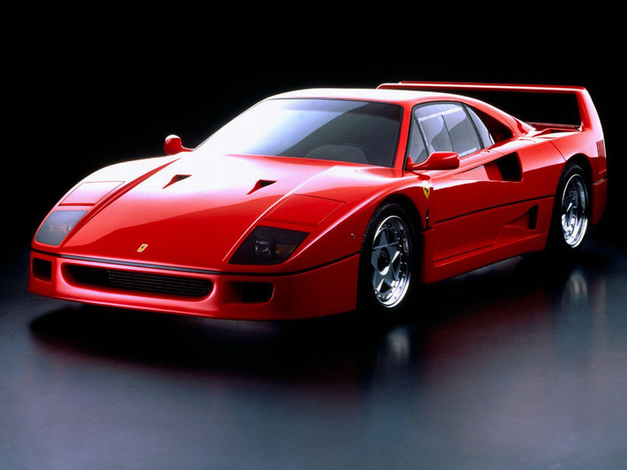 rekordpreis ferrari f40 steigt in den club der million re auf web de. Black Bedroom Furniture Sets. Home Design Ideas