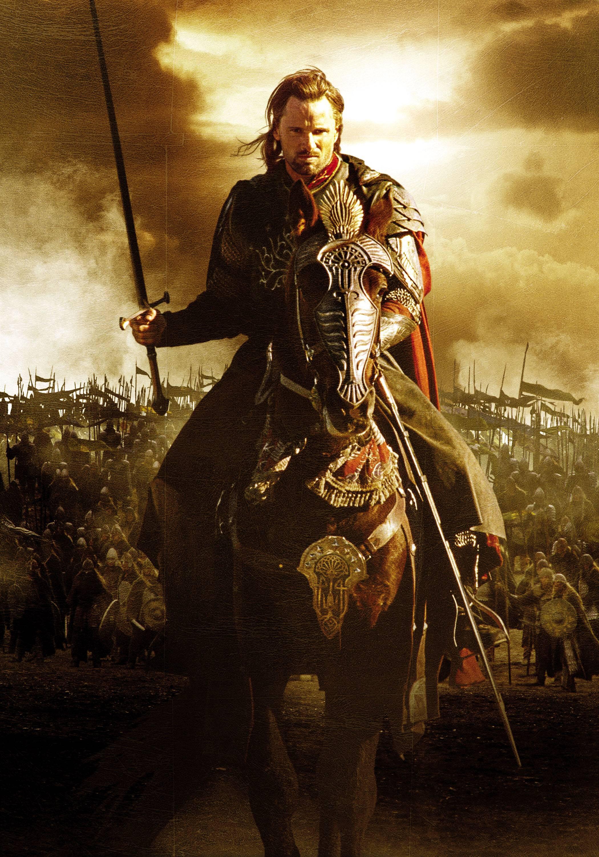 """Bild zu Viggo Mortensen in """"Herr der Ringe"""""""