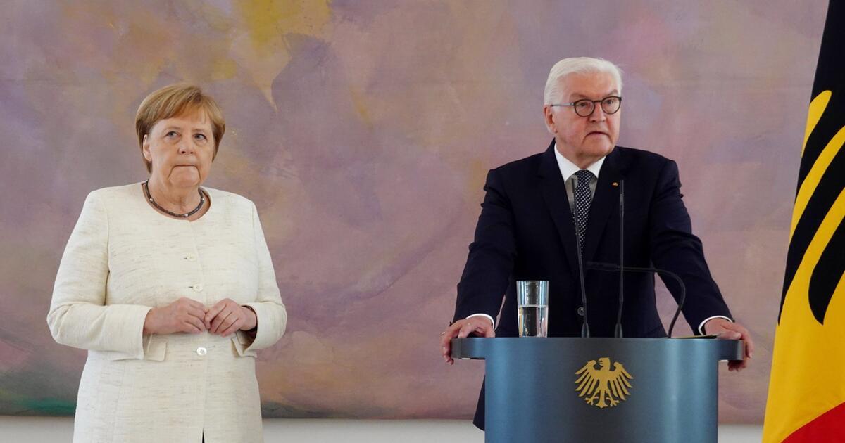 Zitteranfall Merkel