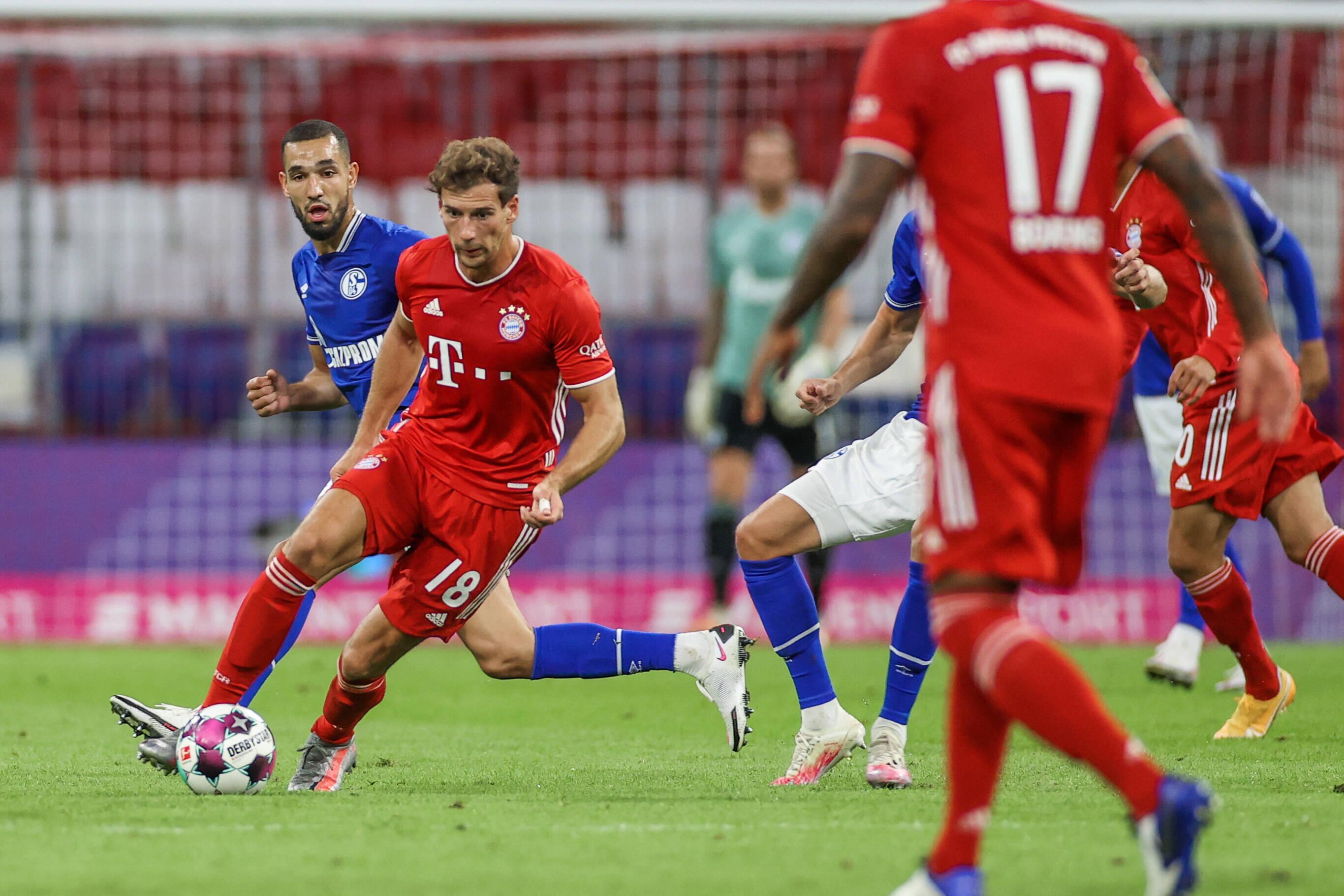 Bild zu Bayern München, Schalke 04