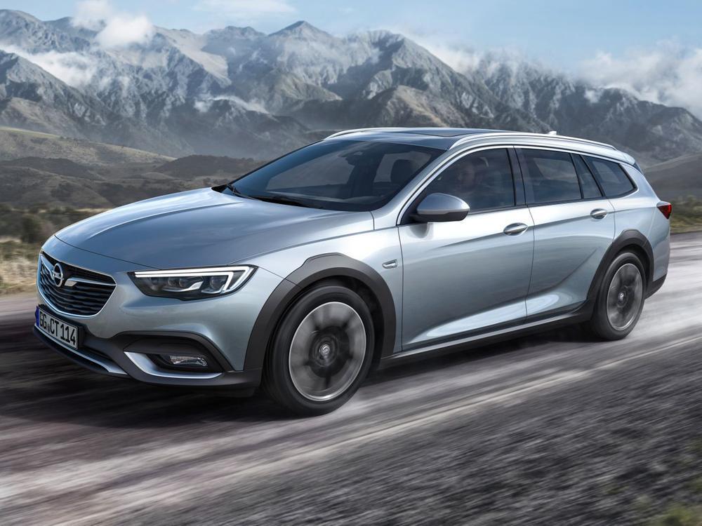 Bild zu Opel Insignia Country Tourer