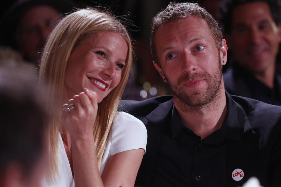 Bild zu Gwyneth Paltrow und Chris Martin sind geschieden