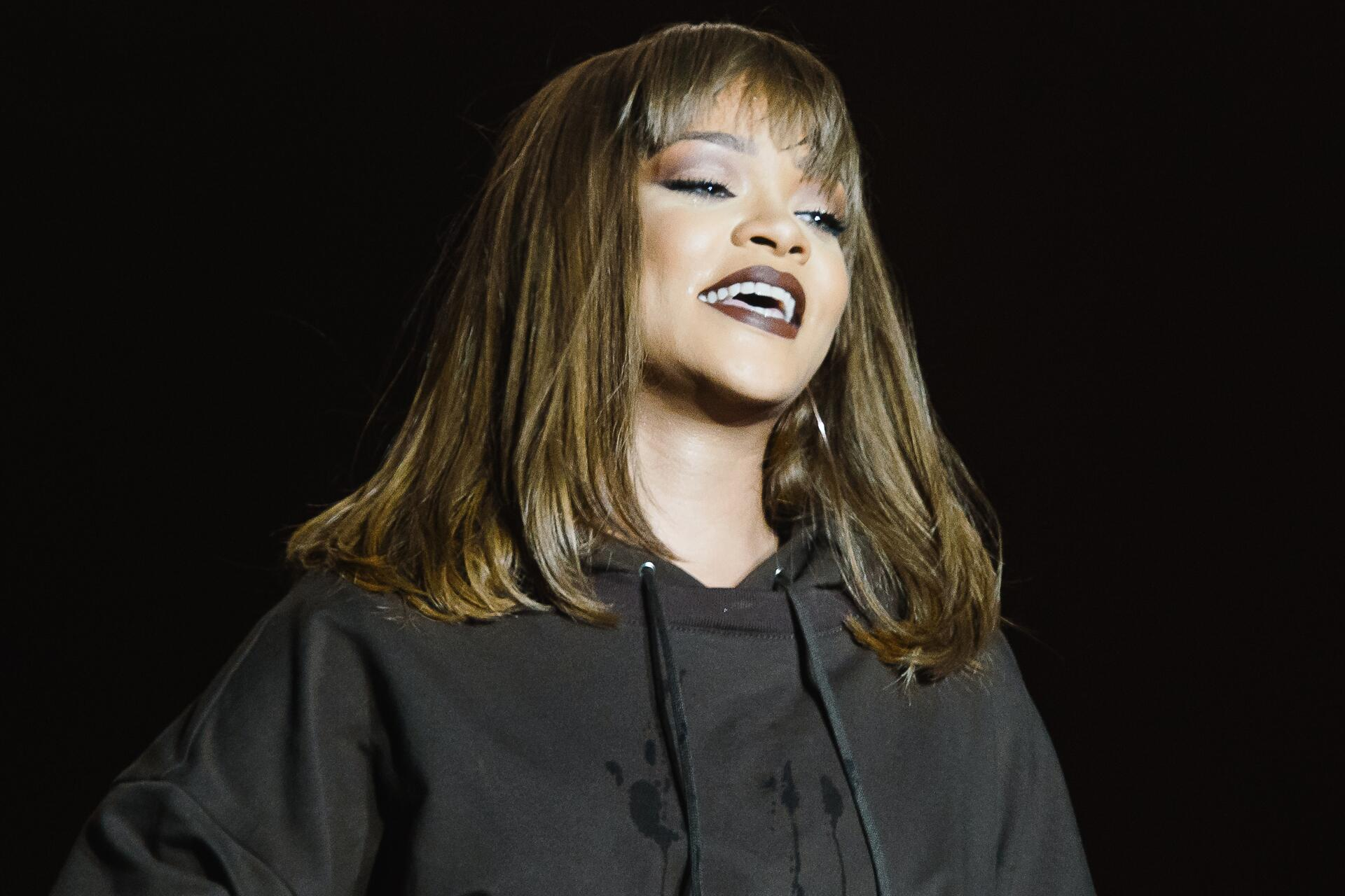 Bild zu Rihanna, Long-Bob
