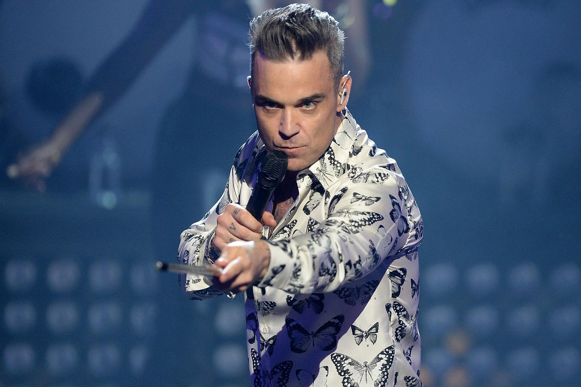 Bild zu Robbie Williams, Sexkapaden,