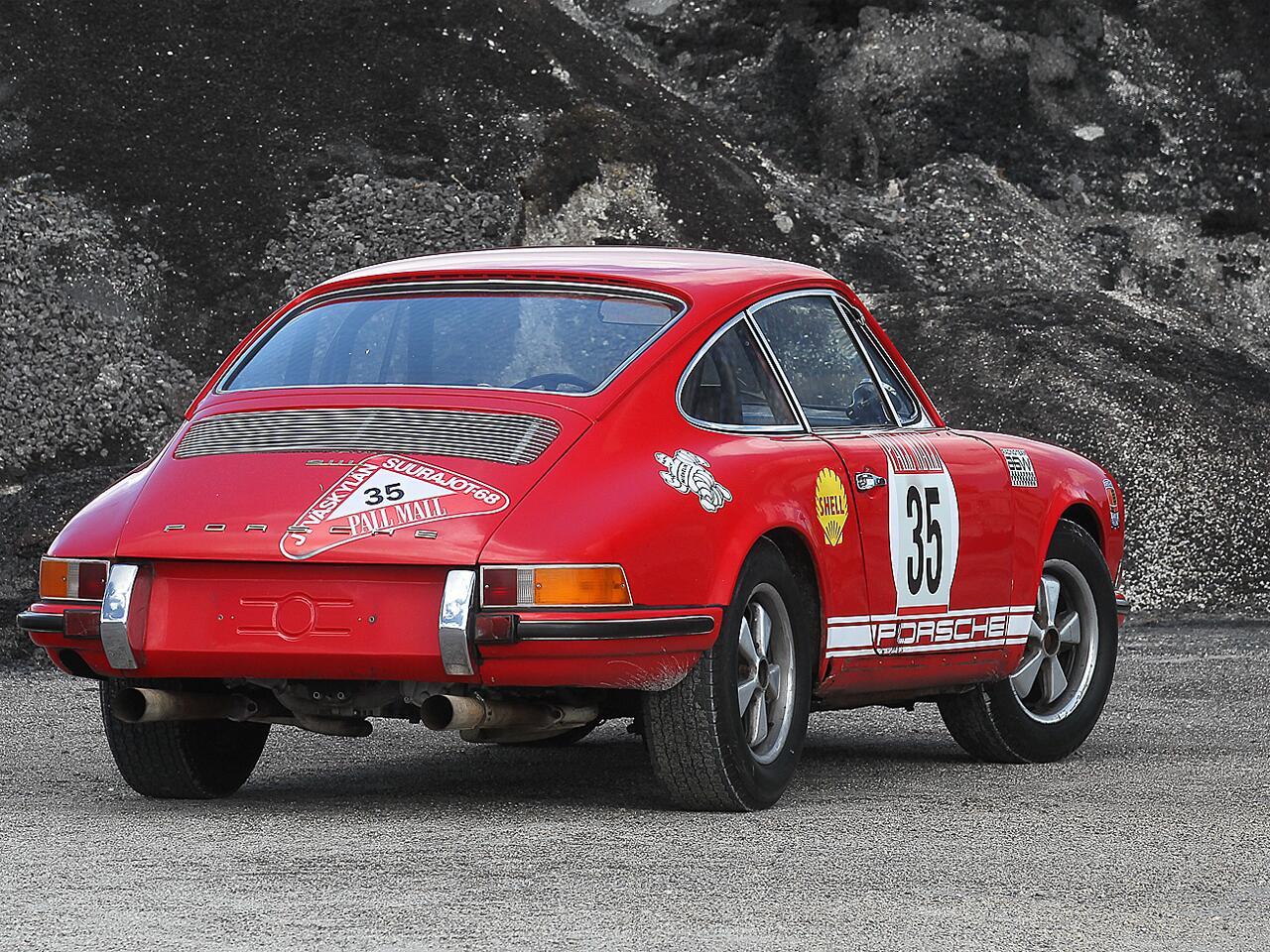 Bild zu Porsche 911 2,0 L (1968)