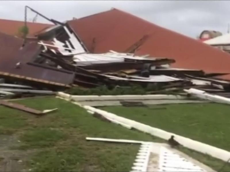 Bild zu Wirbelsturm «Gita» erreicht Tonga